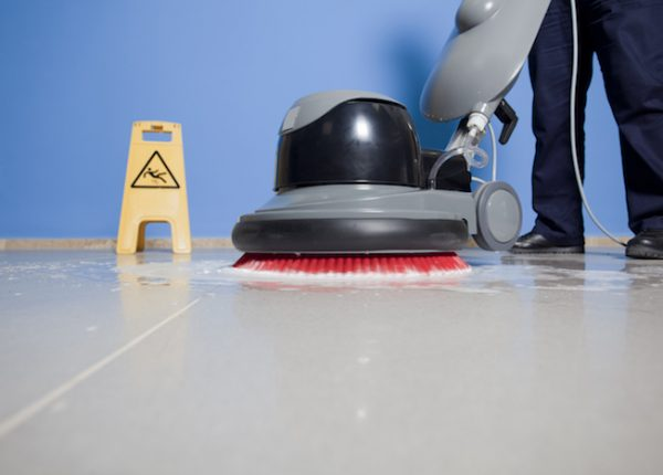 Floor Cleaning Comserve Ltd