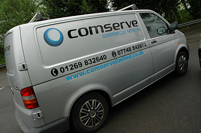 Comserve Ltd Cleaning Company Pembrokeshire