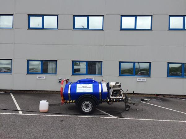 Commercial Soft Washing Carmarthenshire Comserve Ltd
