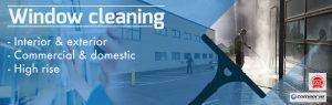 Window Cleaning Carmarthenshire Comserve Ltd