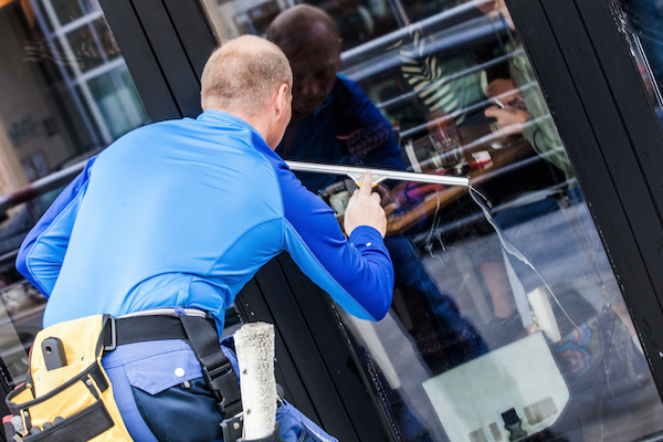 Carmarthen Window Cleaners Comserve Ltd