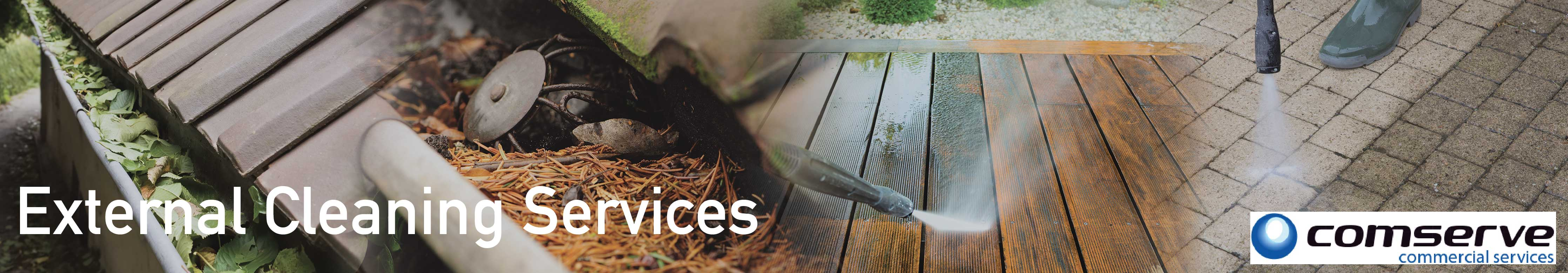 External Cleaning Services In Llanelli Comserve Ltd