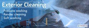 Comserve Ltd - Exterior Cleaning - Carmarthenshire - Swansea - Llanelli - Ammanford