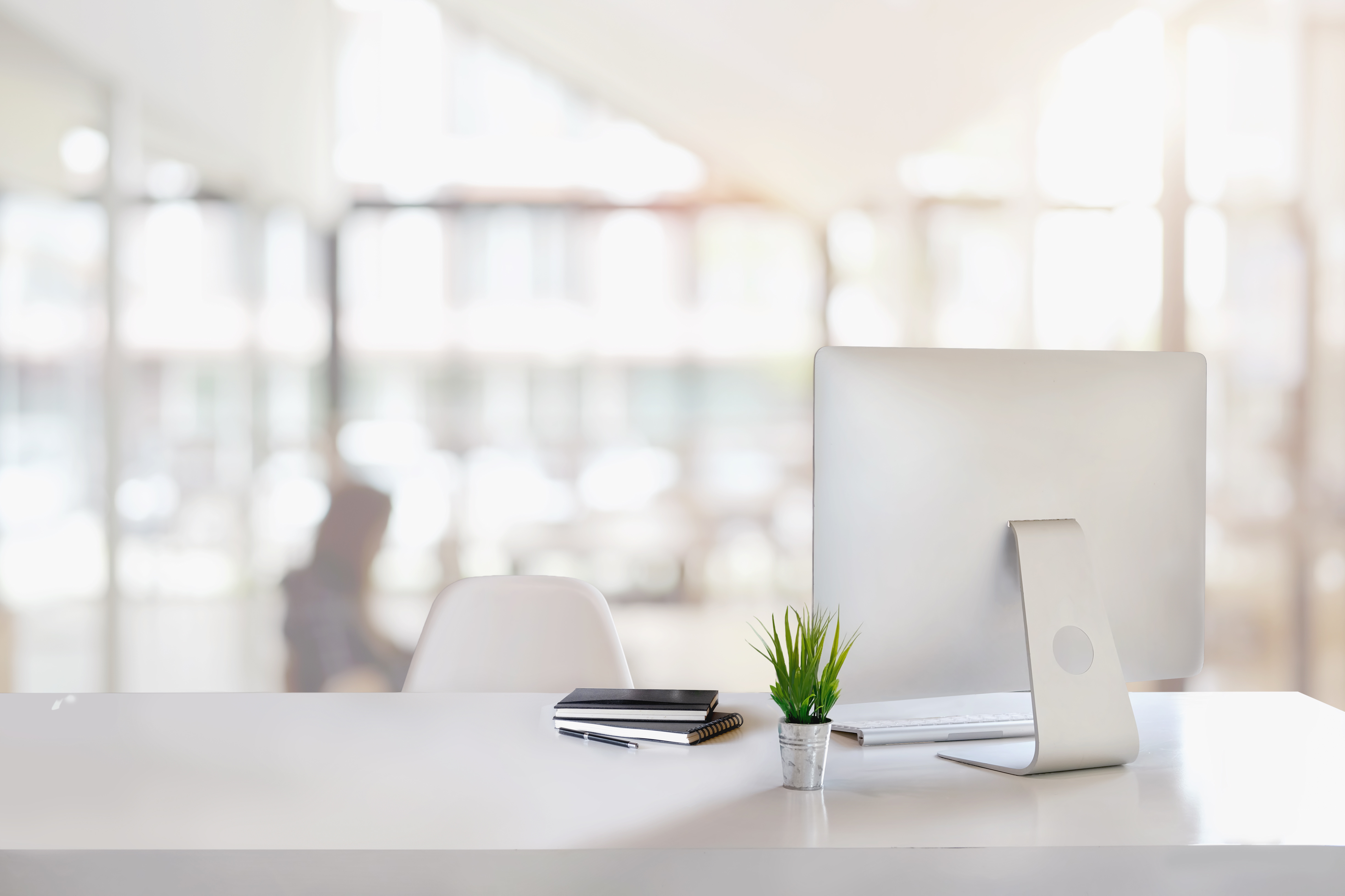A clean workplace - Cleaning Solution